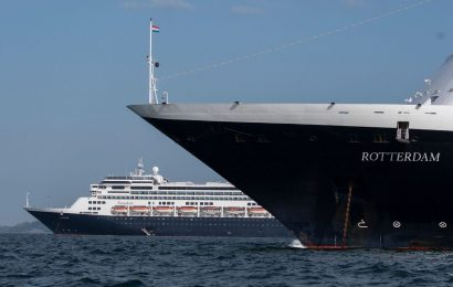 Carnival Begs for Docks for Virus-Beset Ships After Weeks at Sea
