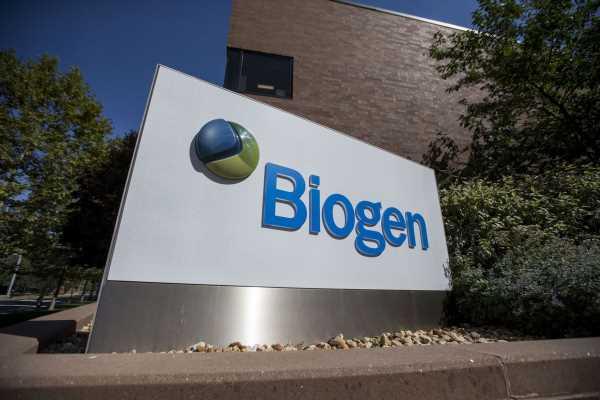 Biogen Staffers Test Positive for Virus After Boston Meeting