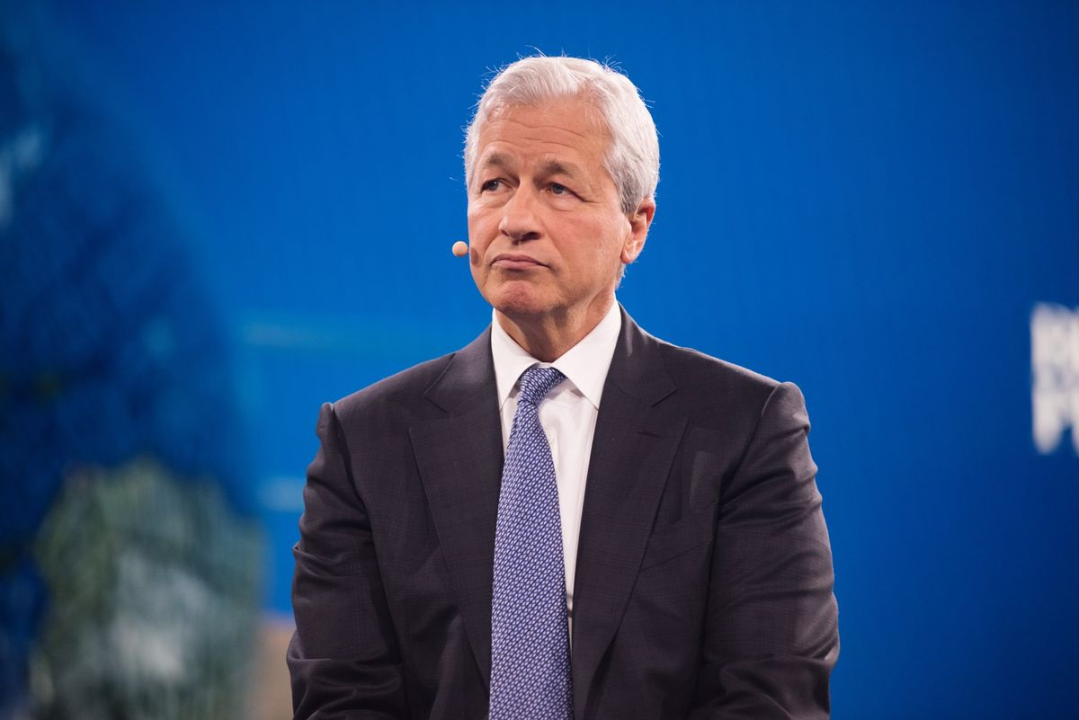 JPMorgan CEO's Health Emergency Casts Shadow on China Plans
