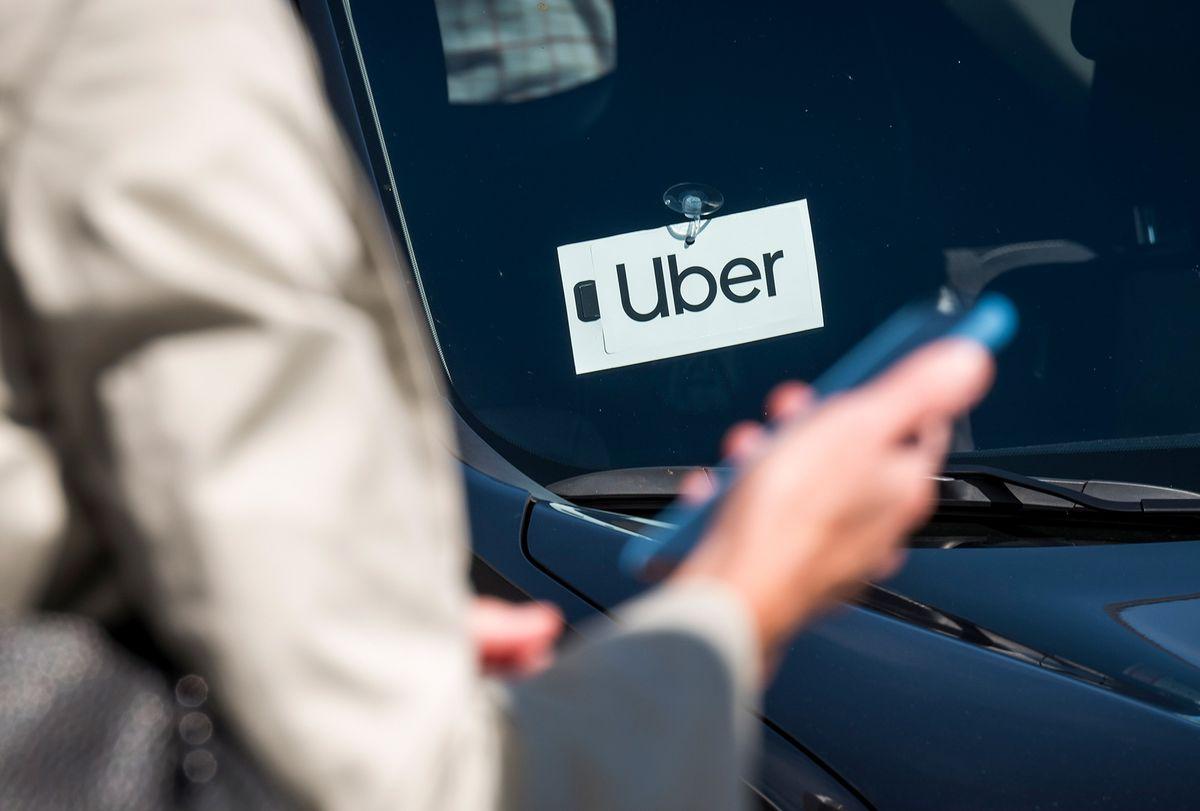 Uber Prepares to Pay U.S. Drivers Exposed to Coronavirus