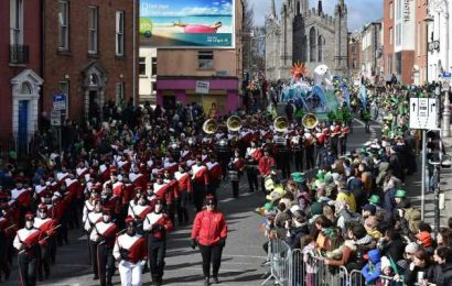 Virus Risks Making St. Patrick's Day a Dry One for Dublin's Pubs