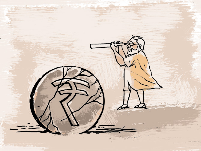 The second virus threatening India's economic growth