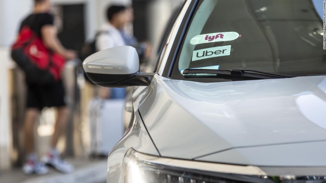 Exclusive: Amanpour interviews Uber's CEO