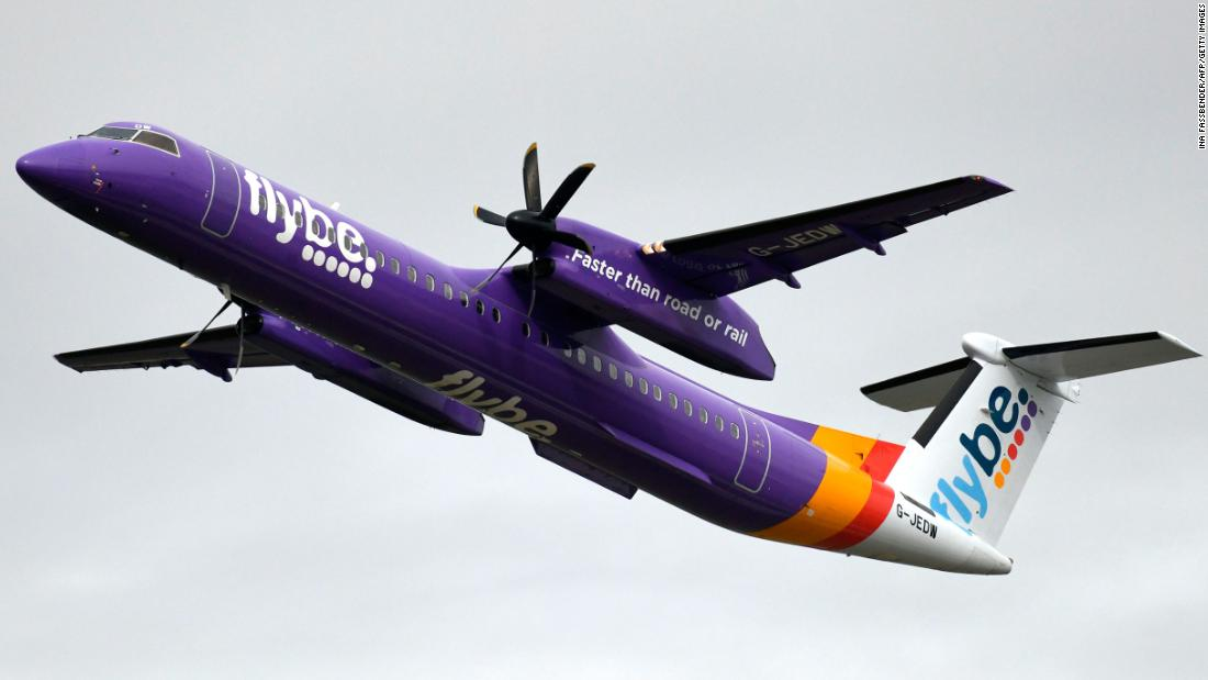Travel Talk: Low-cost carrier Flybe
