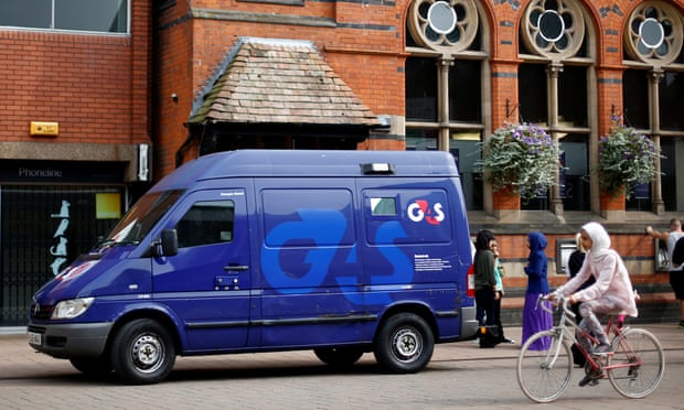 G4S slumps to annual loss after writedown weighs on profits