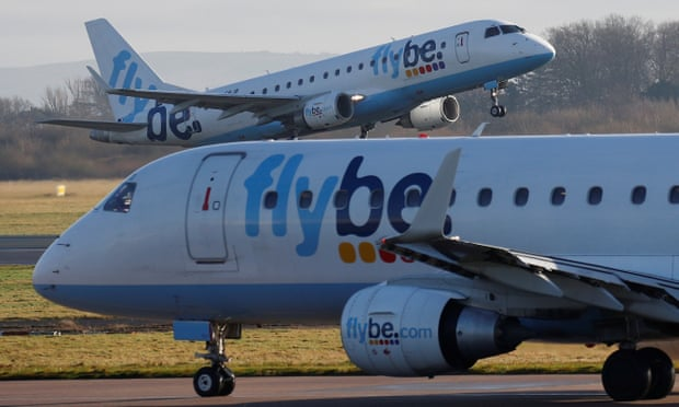 Flybe 'could collapse within weeks without help'
