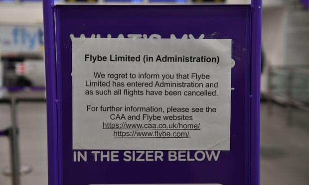 Flybe: leaders warn of severe impact on regional economies