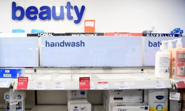 UK retailers hit by supply disruption amid coronavirus concerns