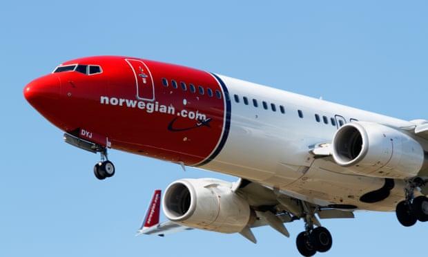 Norwegian airlines shares plummet as coronavirus hammers travel sector