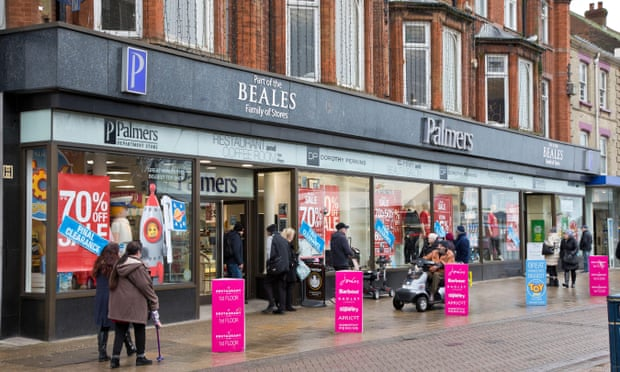 Why UK high street retailers want urgent reform of business rates