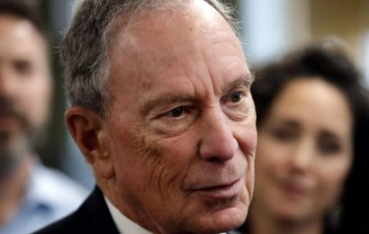 Bloomberg sued by ex-field organizers over stiffed pay
