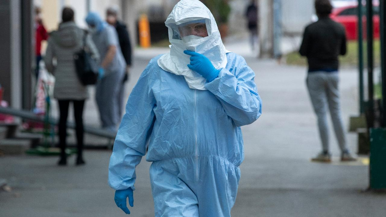 Virus cases top 100,000 in 90 countries as markets take dive