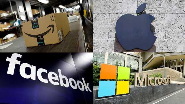 Amazon, Apple, Google lead tech coronavirus White House meeting