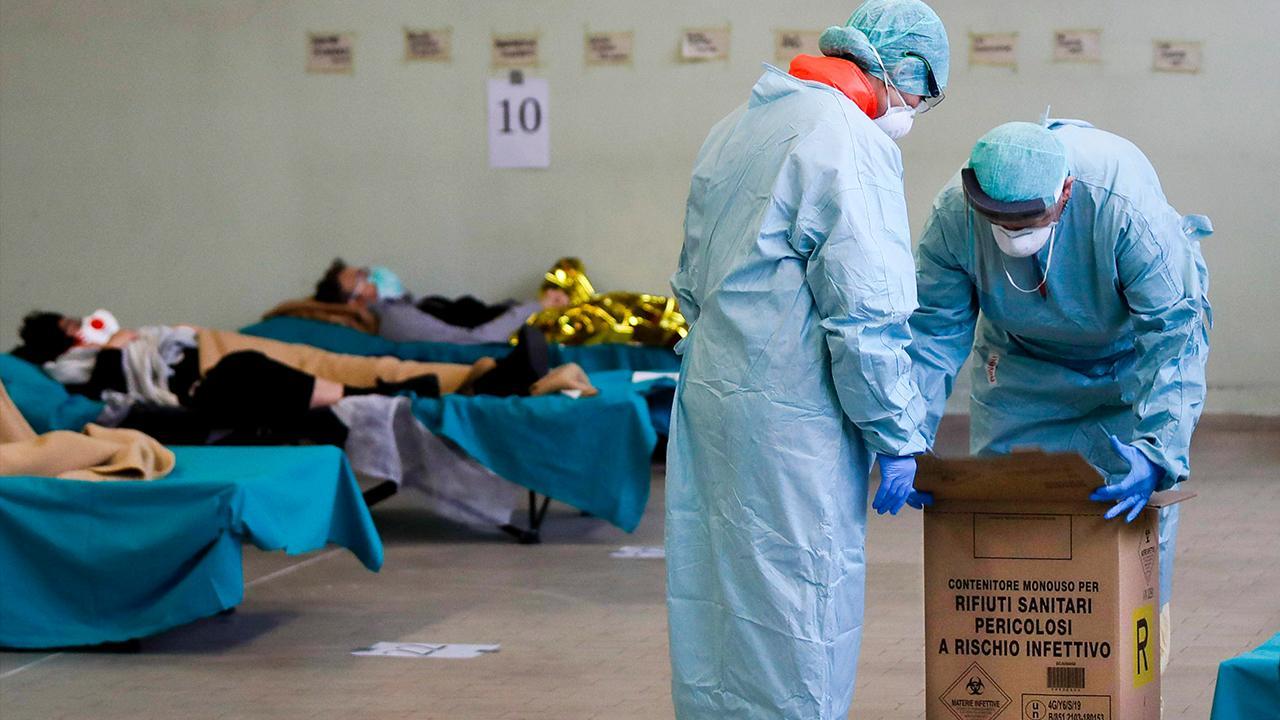 Canada: Trudeau's wife test positive for new coronavirus