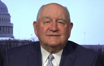 Coronavirus having 'very little' impact on US food supply: agriculture secretary