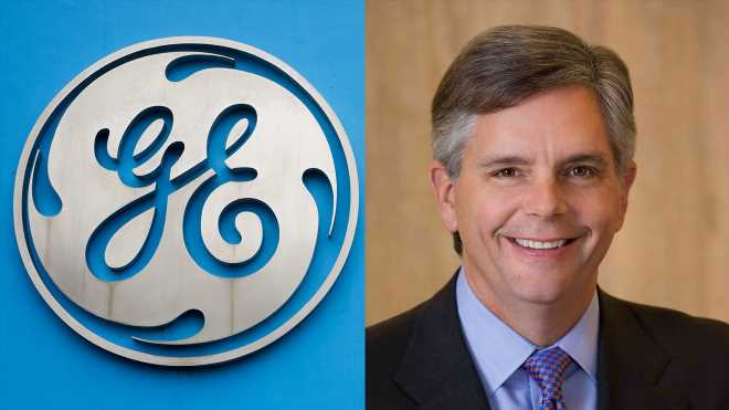GE stock inches lower after company addresses triple threat of coronavirus, 737 MAX and Fed rate cuts