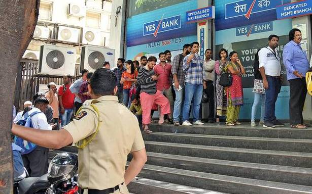Yes Bank   In RBI bailout, SBI to pick up 49% stake for ₹2, 450 crore