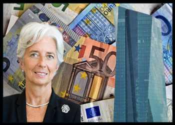Lagarde Launches ECB QE To Battle Coronavirus Shock