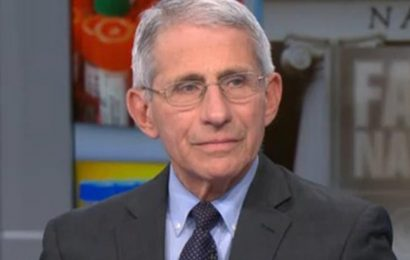 """Fauci says """"everything is on the table"""" to fight spread of coronavirus"""