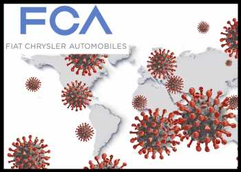 Fiat Chrysler Cuts Pay For Three Months Amid COVID-19