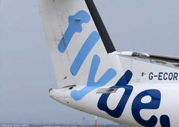 Flybe Enters Into Administration; All Flights Grounded