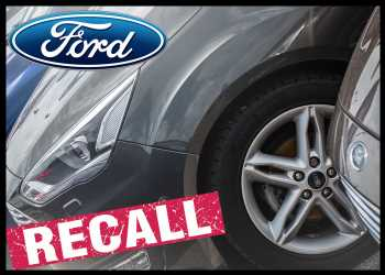 Ford Recalls Select 2019 Ford Ranger Vehicles