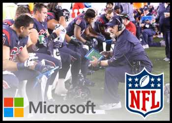 Microsoft Expands Partnership With National Football League