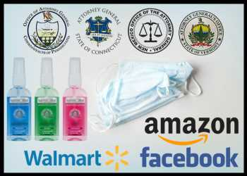 Attorneys General Ask Amazon, Facebook, Others To Do More To Stop Overcharging