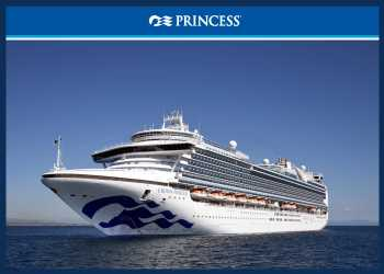 Princess Cruises Suspends Ship Operations For 60 Days