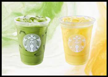Starbucks Has New Menu For Spring Season