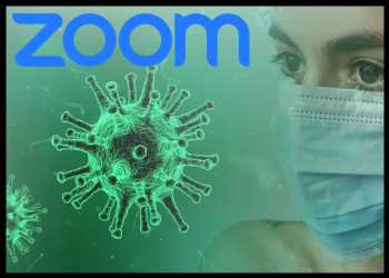 Zoom Video Becoming Favorite As Coronavirus Spreads