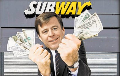 Subway franchisees fret as corporation says it won't offer new break on fees
