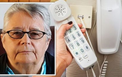 Coronavirus scam: Pensioners warned of pandemic fraud after 'over a million' reports made
