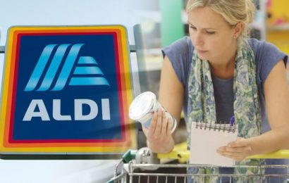 Aldi shopper reveals how they slashed food bill in half as they share money saving tips