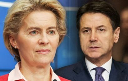 Italy economy crisis: Bond market facing critical 'junk' rating