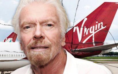 Richard Branson's warning AGAINST bailing outUK airlineamid Virgin Atlantic row