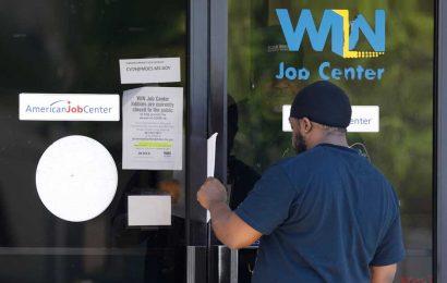 More than 6.6 million Americans file for unemployment amid coronavirus crisis