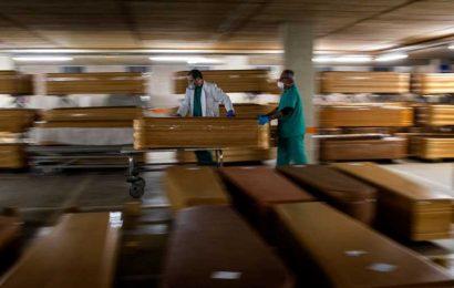 Global Coronavirus Death Toll Hits 100,000