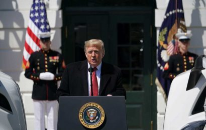 Trump Unveils Phased Approach To Reopening Economy