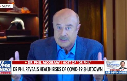 Dr. Phil Claims Shutdowns Deadlier Than Coronavirus In Wild Fox News Appearance