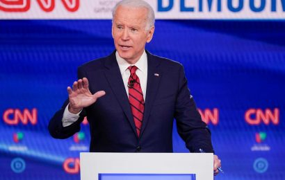 New York Times Refutes Biden Campaign's Reported Talking Points On Tara Reade Allegation
