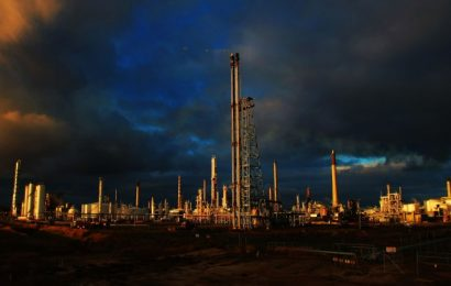 Geelong oil refinery $100m investment under 'review' as virus hits fuel demand