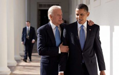 A Look Back at Obama and Biden's Bromance — and All the Times They Gave Us Friendship Goals