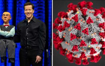 Coronavirus Scam Sends Superstar Ventriloquist Jeff Dunham To Court; Will Donate Millions To COVID-19 Charities