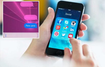 Sending these secret iPhone codewords over text trigger hidden effects for your pals – including 'pew pew' and 'selamat'