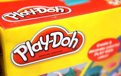 Hasbro's Play-Doh and Monopoly bright spots in challenging quarter