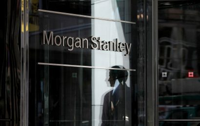 Morgan Stanley Traders Push Industry Tally to Eight-Year High