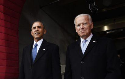 Obama Bursts Back on the Scene With Biden Endorsement