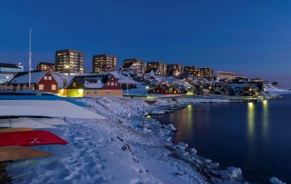 U.S. Gives Greenland $12 Million But Says It's Not a Bid to Buy