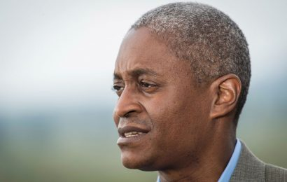 Fed's Bostic Says U.S. Businesses Face Survival Crisis in May